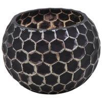 Suporte-Vela-10-Cm-Preto-ouro-Amonet