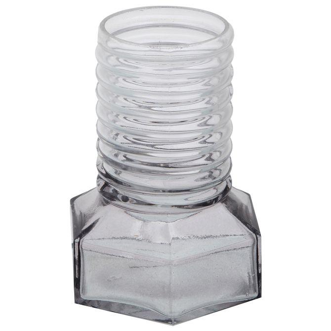 Bolt-Vaso-12-Cm-Konkret-Hex