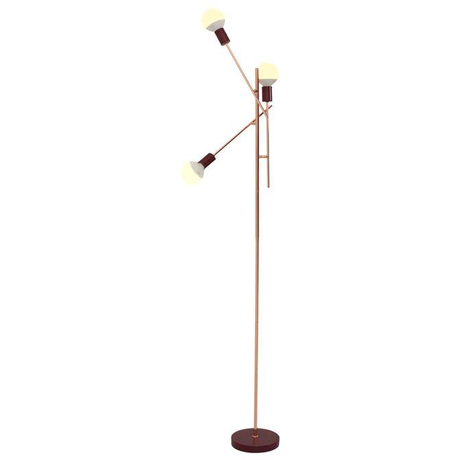 Luminaria-Piso-Garnet-cobre-Electron