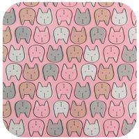 Mouse-Pad-Rosa-multicor-Gataria