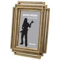 Porta-retrato-10-Cm-X-15-Cm-Ouro-Mayfair
