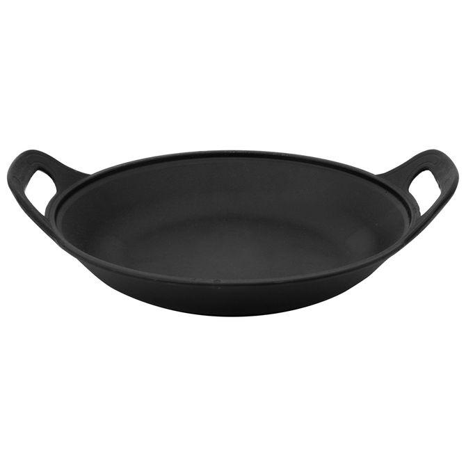 Panela-risoteira-Ferro-40-Cm-Preto-Divinopolis