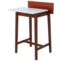 Escrivaninha-mesa-Alta-75x75-Nozes-terracota-Hibisco
