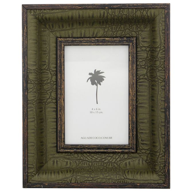S-Porta-retrato-10-Cm-X-15-Cm-Cinza-verde-Agua-De-Coco