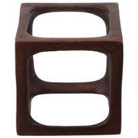 Cube-Adorno-11-Cm-Old-Copper-Metaphysical