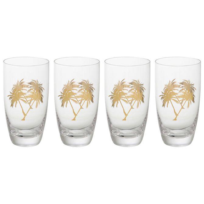 Copo-Long-Drink-450-Ml-C-4-Incolor-ouro-Agua-De-Coco