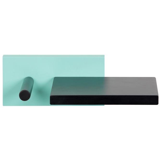 Prateleira-10x30x16-Menta-preto-Dash-Dot