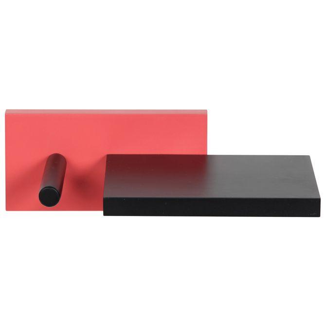 Prateleira-10x30x16-Flamingo-preto-Dash-Dot