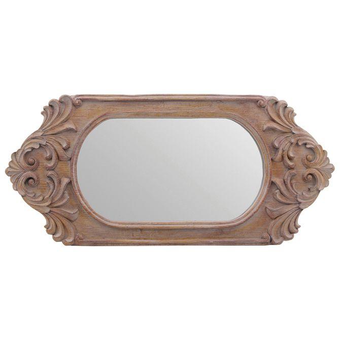 Espelho-24-Cm-X-55-Cm-Castanho-Imperatriz