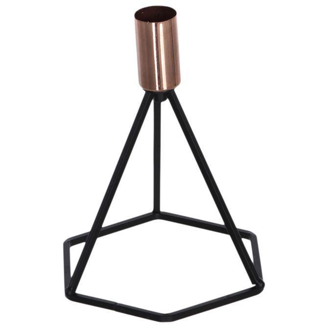 Castical-15-Cm-Preto-cobre-Ziggurat