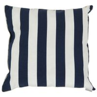Almofada-45-Cm-Azul-Escuro-branco-Bluestripe