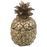 Pineapple-Adorno-17-Cm-Ouro-Lush
