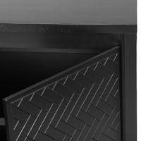 Buffet-4-Portas-160x45-Ebanizado-Atta