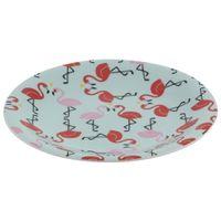 Prato-Sobremesa-Menta-flamingo-Flamin-go