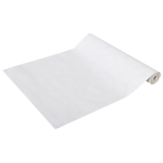 Papel-Parede-53-Cm-X-10-M-Branco-Feuilles