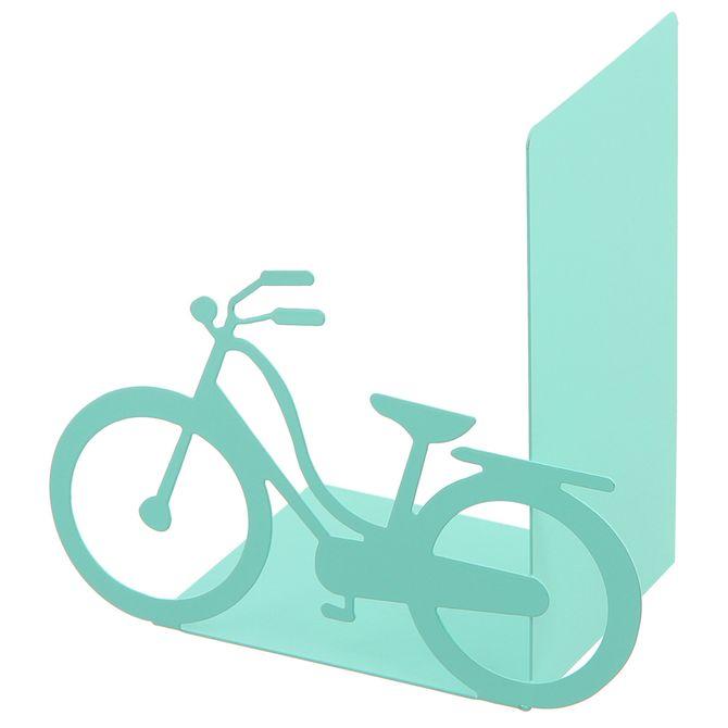 Aparador-De-Livros-Bicicleta-Menta-Symbol