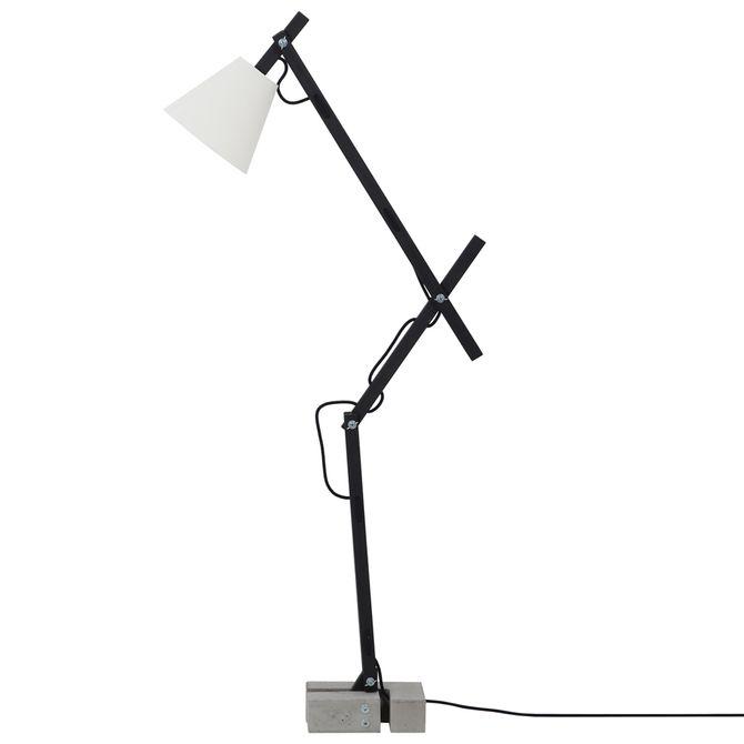 Luminaria-Piso-Preto-branco-Urbano