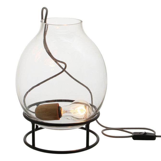Luminaria-Mesa-Preto-incolor-Lumi-glass