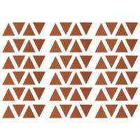 Triangle-Adesivo-4-Cm-X-4-Cm-C-72-Cobre-Mini