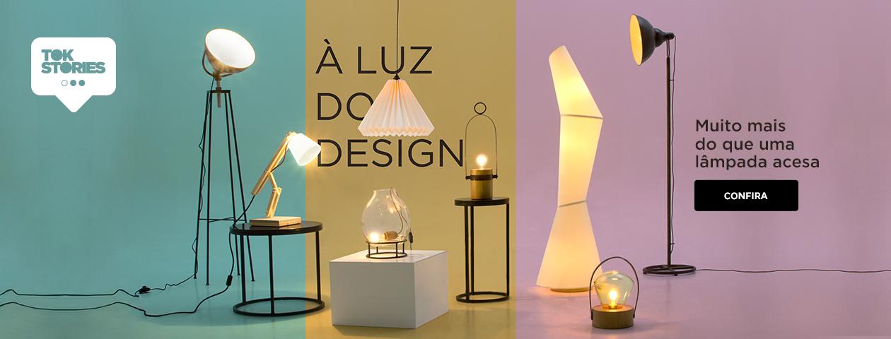A Luz do Design Tok & Stok