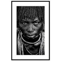 Africa-I-Quadro-65-Cm-X-1-M-Preto-branco-Galeria-Site