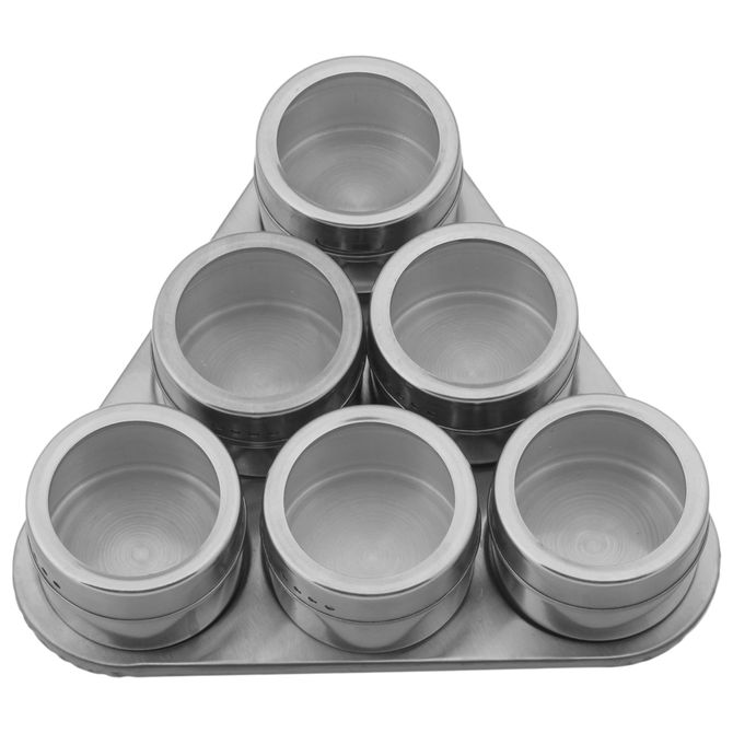 Porta-tempero-C--6-Inox-incolor-Celes
