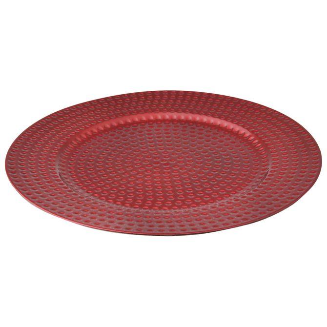 Sousplat-Vermelho-Metalizado-Moist