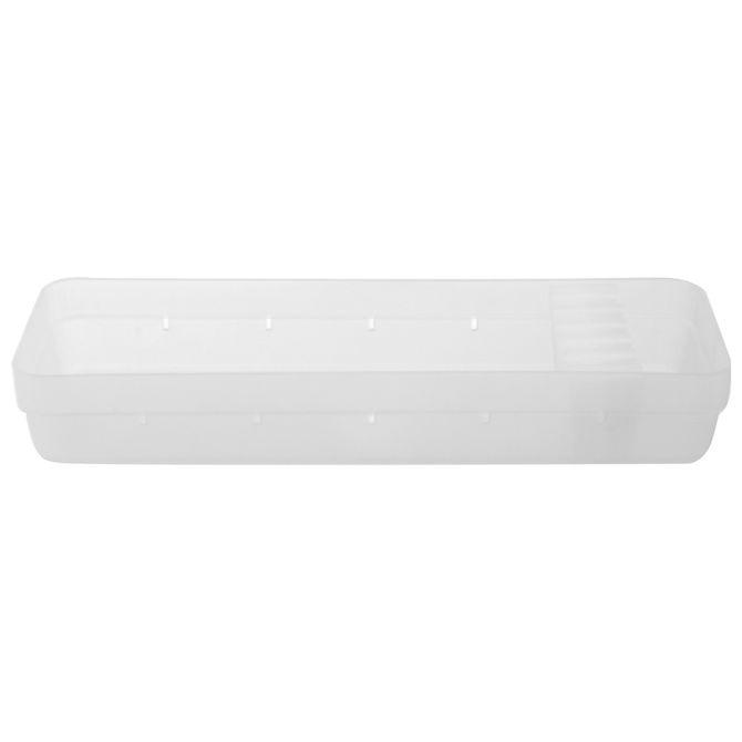 Organizador-Gaveta-P--Facas-Branco-Translucido-Put-In-Order