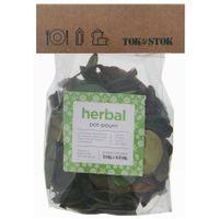 Pot-pourri-Verde-multicor-Herbal
