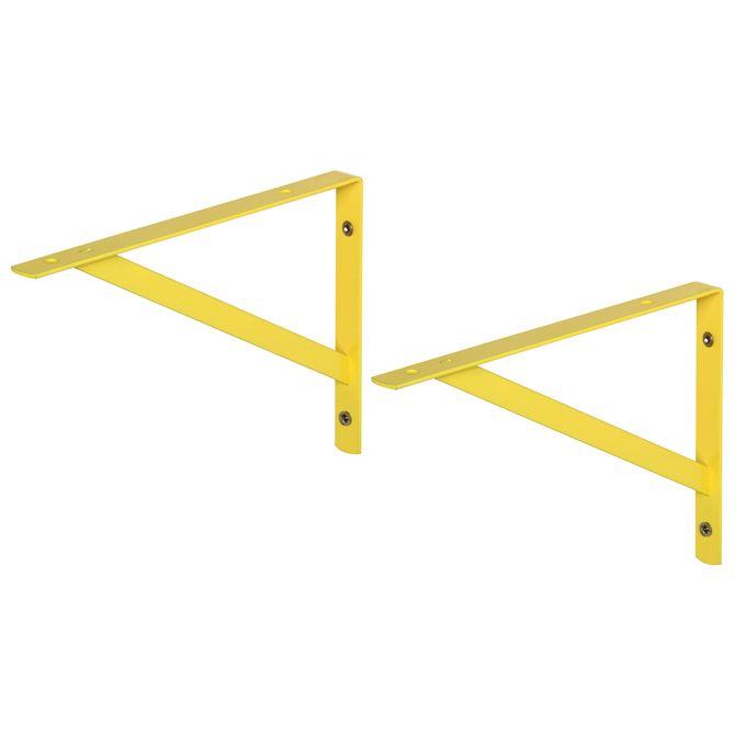 Suporte-P-prateleira-C--2pcs-Amarelo-Mains
