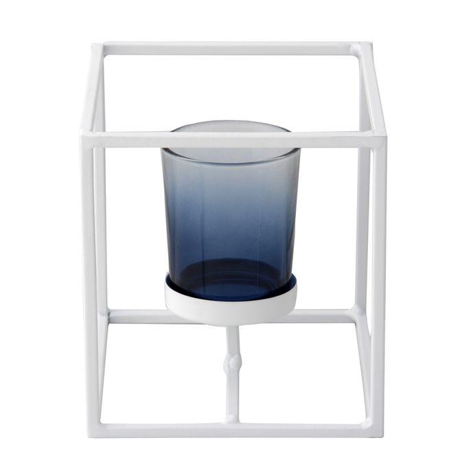 Fluvial-Suporte-Vela-Branco-azul-Amanhecer