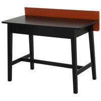 Escrivaninha-mesa-110x75-Preto-terracota-Hibisco
