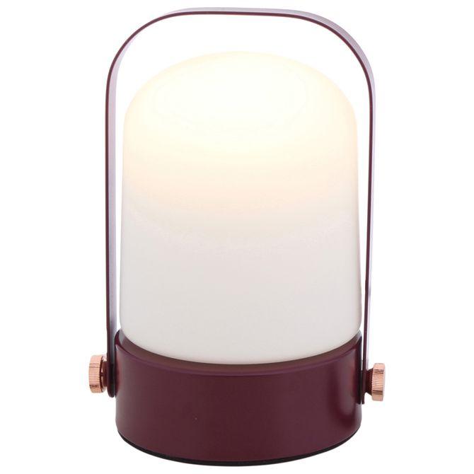 Luminaria-Mesa-Garnet-cobre-Hanglight