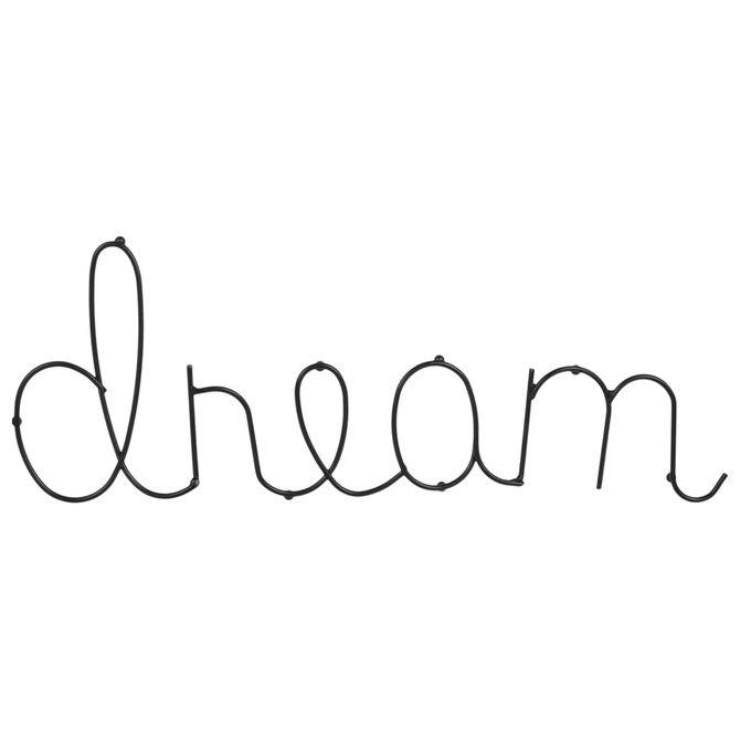 Adorno-Parede-Preto-My-Dream
