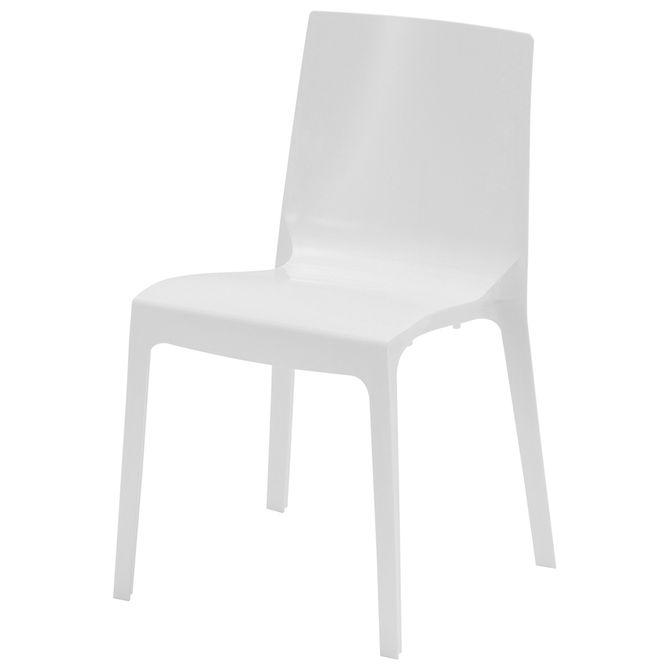 I-Cadeira-Branco-Brilhante-July