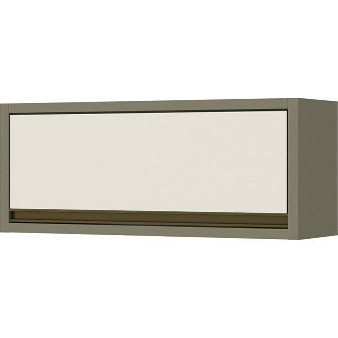 Modulo--Superior-1-Porta-Basculante-80-Cm-X-34-Cm-Argila-off-White-Lyra