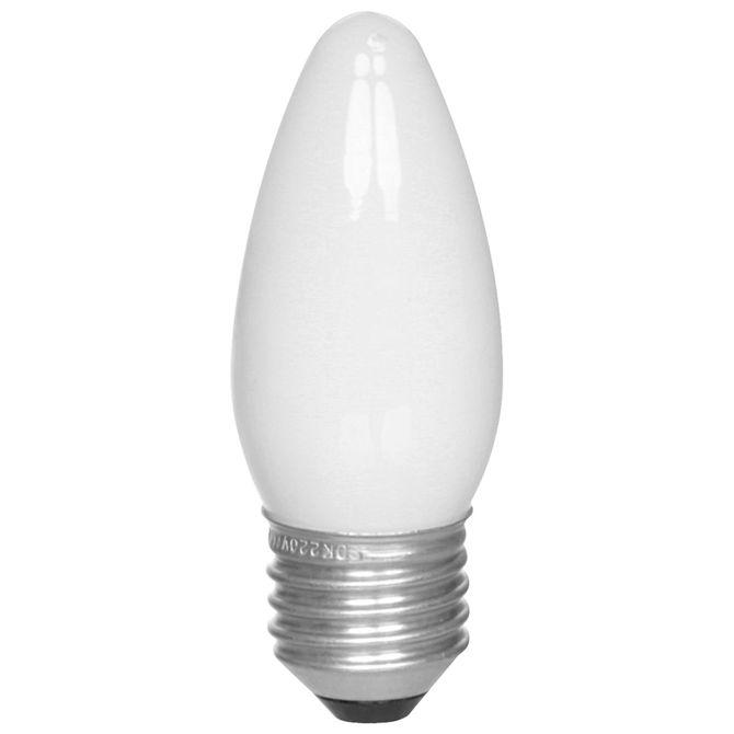 Lampada-Incandescente-Vela-40w-E27-220v-Am-Branco-Sadokin