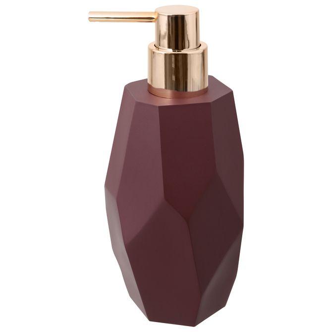 Porta-sabonete-Liquido-Garnet-cobre-Gem-cuts
