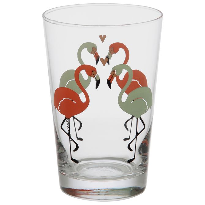 Copo-Long-Drink-350-Ml-Menta-flamingo-Flamin-go