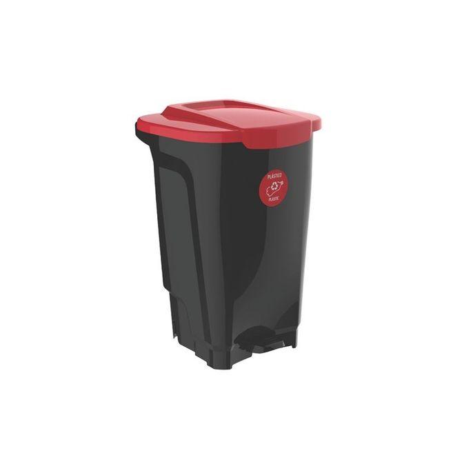 Lixeira-T-force-Tramontina-Empresarial-Preta-Com-Detalhe-Vermelho-100-L-Preto-vermelho-Lar
