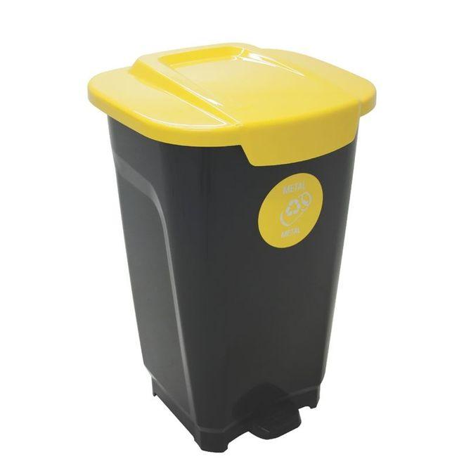 Lixeira-T-force-Tramontina-Empresarial-Preta-Com-Detalhe-Amarelo-50-L-Preto-amarelo-Lar