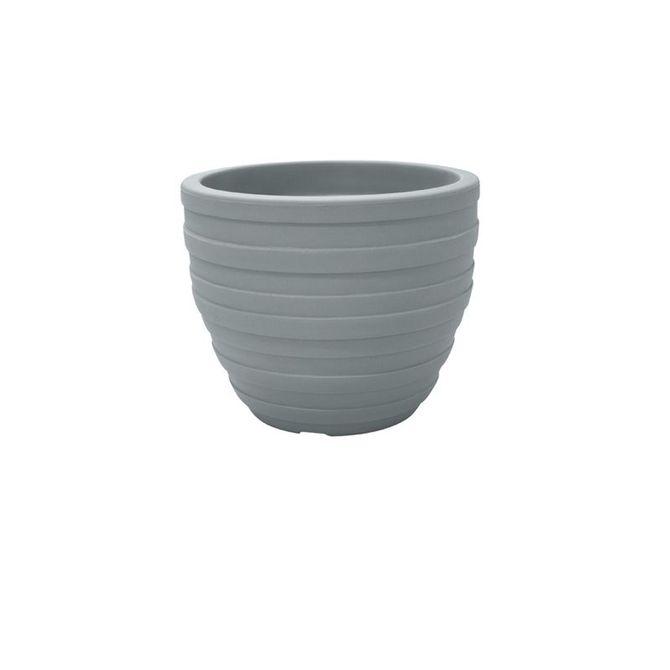 Vaso-Inca-Tramontina-Em-Polietileno-Cimento-38-Cm-Cinza-Escuro-Lar