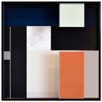 Mondrian-Ii-Quadro-80-Cm-X-80-Cm-Multicor-preto-Galeria-Site