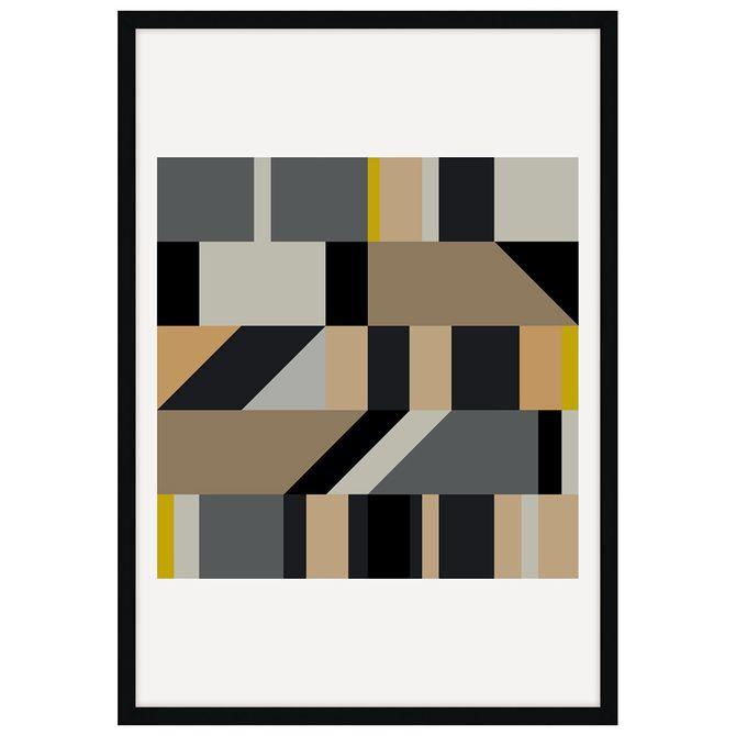 Level-Ii-Quadro-35-Cm-X-50-Cm-Multicor-preto-Galeria-Site