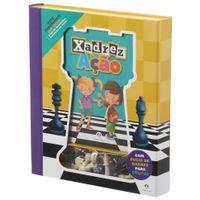 Livro-Xadrez-Em-Acao-Multicor-Livro-Infantil