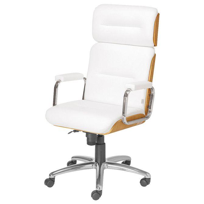 Cadeira-Executiva-Alta-Carvalho-branco-Lavoro