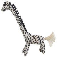 Girafa-Adorno-30-Cm-X-24-Cm-Preto-natural-Udama