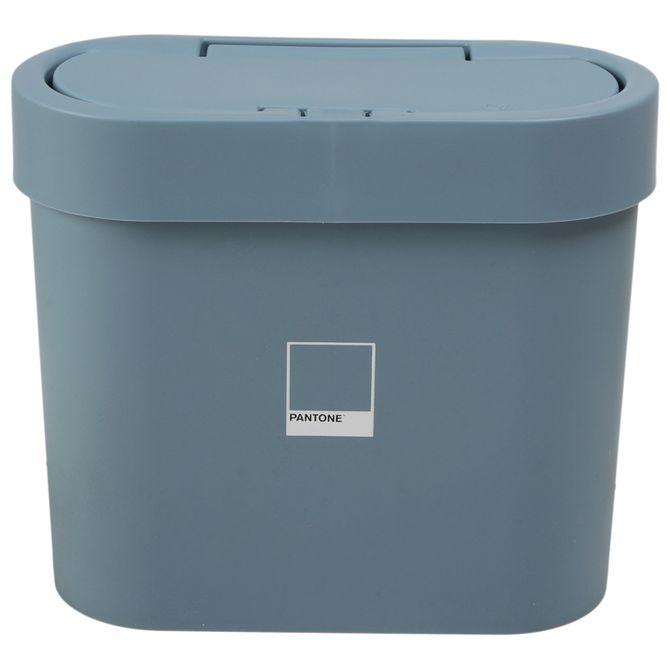 Lixeira-Automatica-28-L-Azul-Petroleo-Pantone