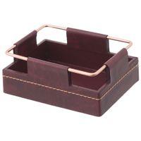 Porta-clips-Garnet-cobre-Atemp
