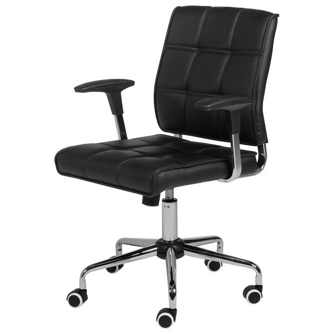 Cadeira-Executiva-Cromado-preto-Maver
